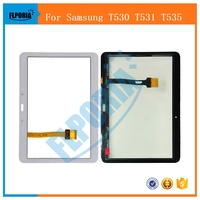 Touchscreen Voor Samsung Galaxy Tab 4 10.1 T530 T531 T535 Digitizer Panel Vervanging Voor Outer Glas T530 T531 T535 Screen