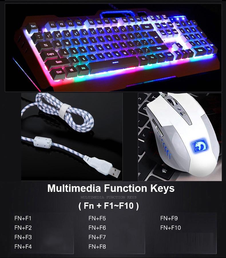 teclado russo adesivos para tablet desktop