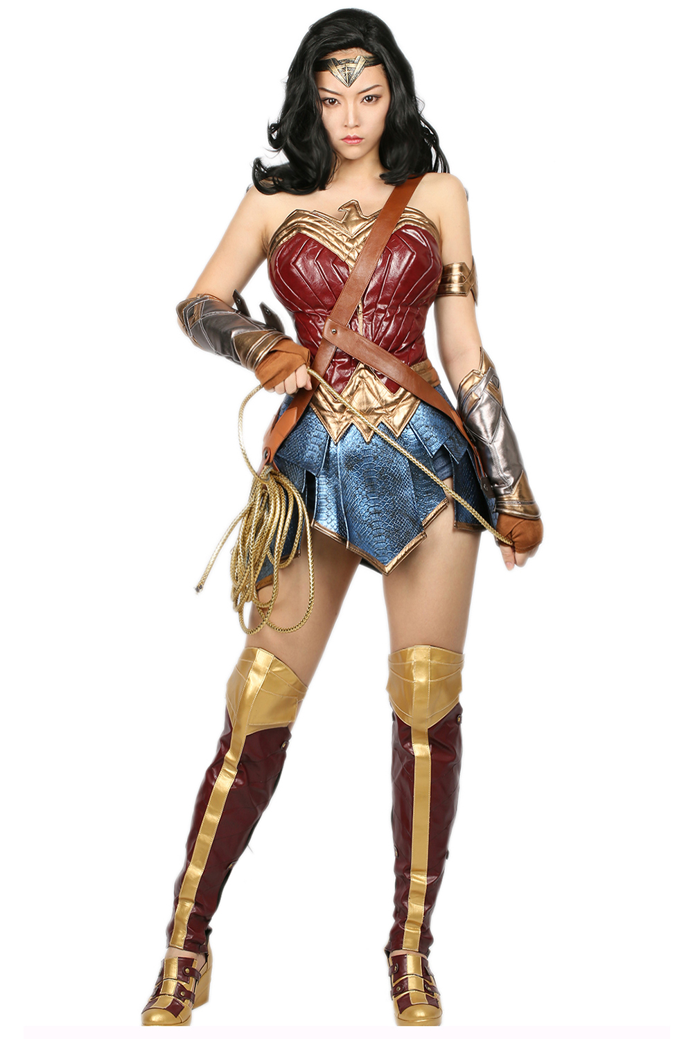 Wonder Woman Adult Outfit