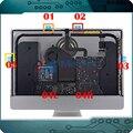 """ORI NUEVO 076-1416 076-1422 076-1437 para Apple iMac A1418 21.5 """"Pantalla LCD Pegatinas Cinta Cintas Adhesivas Pegamento kit 2012-2015 Año"""