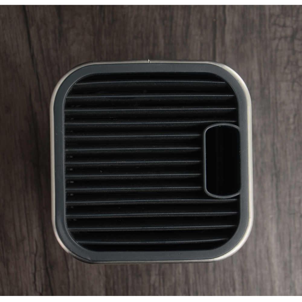 XYj 6 インチのステンレス鋼ナイフホルダー大容量包丁キッチンホテル Resturant ツールユニバーサルナイフブロック