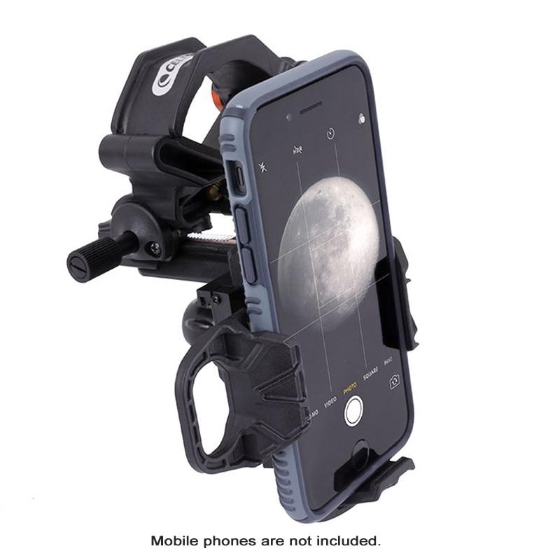 Original Celestron NexYZ 3-Axis Universal Smartphone Adapter Mobile Cell Phone Mount for Astronomical Telescope