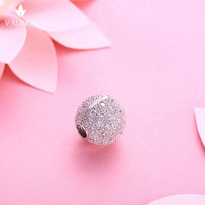 Image 4 - Video! Stars fixed beads 925 Sterling Silver  beads charms fit Bracelets & Bangles Never change color DDBJ071