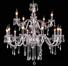 Modern crystal chandelier living room glass lustres decoration Tiffany pendants and chandeliers home lighting indoor lamp недорго, оригинальная цена
