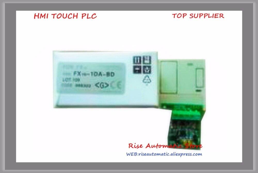 New Original Programmable Logic Controller FX1N-1DA-BD PLC Analog Output Expansion Board цена 2016