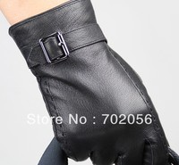 Mens Real Leather Gloves Leather GLOVE Gift Accessory Nice 12pair Lot 3161