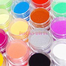 12 цветов, резьба, акриловый порошок, жидкий блеск, набор инструментов для дизайна ногтей, УФ-пыль, драгоценный камень, инструменты для ногтей, УФ гель, строительный порошок для ногтей