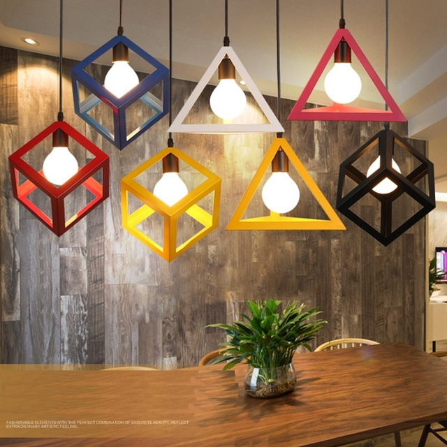 Hanging Kitchen Light Fixtures Play Wooden Lukloy Modern Pendant Ceiling Lamps Loft Decoration Nordic Hanglamp Fixture Lustre Luminaire