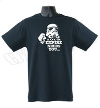 Your Empire Needs You Star Wars Funny Mens T-Shirt S-XXL Sizes Free shipping  Harajuku Tops   Classic Unique T Shirt стоимость