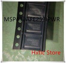 10PCS MSP430AFE253IPWR MSP430AFE253 430AFE253 TSSOP-24
