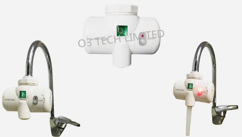 Ozonizador de agua del grifo modelo TWO-0145H / generador de ozono - Electrodomésticos
