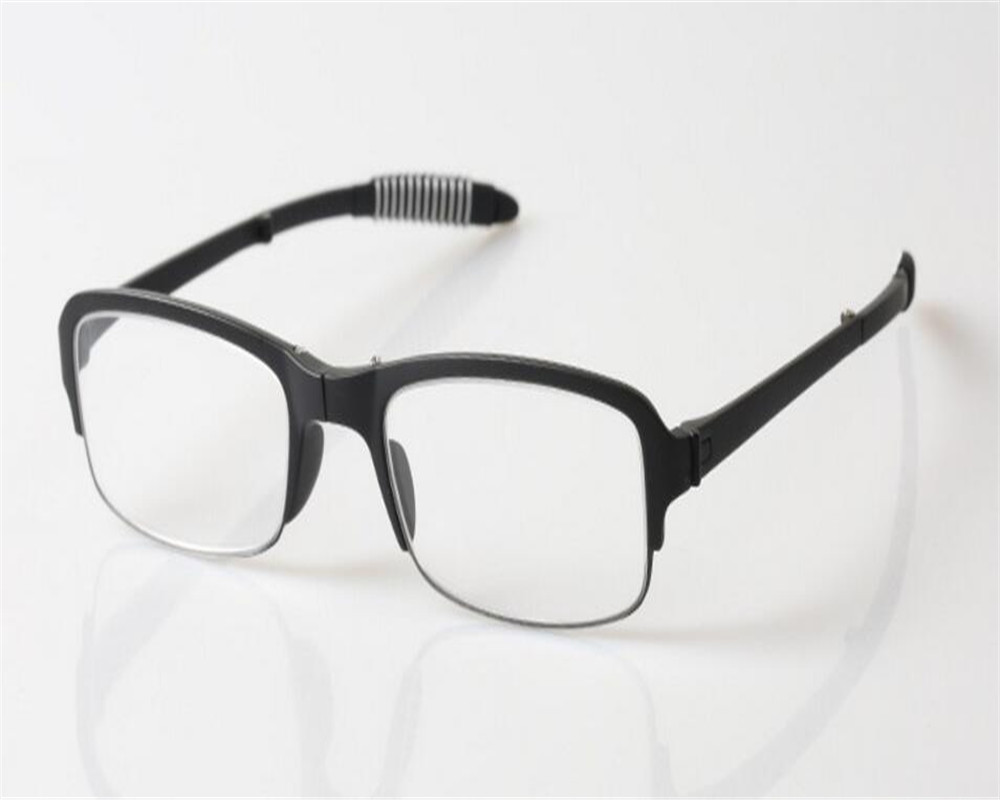 Eyelook Business Design Men Half Rim Alloy Progressive Multi-focal Lens Silver See Near Far Goggle Reading Eyeglasses Zm8127 Attractive Appearance Men's Reading Glasses Apparel Accessories