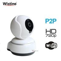 Wistino CCTV 720P WiFi Baby Monitor Home Surveillance Security IP Camera Wireless Smart Mini Camera Alarm
