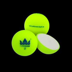 Image 5 - Craftsman 12pcs Golf Balls Matte Finish Long Distance 2 Piece Matte Golf Balls 12 pack Colored Matte Balls NEW!