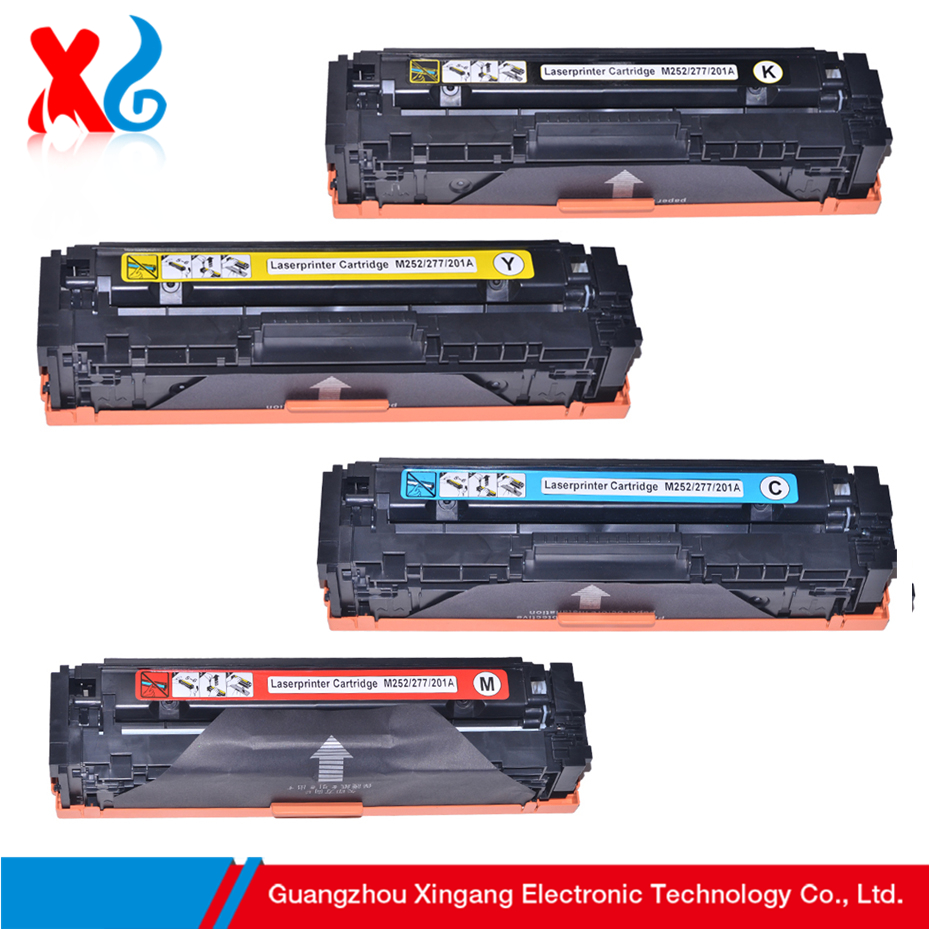 Chip for hp colour cf 400 a cf 400 m252dw m 277n m 252 mfp 252 n - Hot Cf400a Cf401a Cf402a Cf403a Toner Cartridge For Hp Color Laserjet Pro M252 M252n M252dw M277