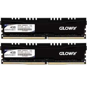 Image 5 - Gloway Stk Serires Ram Dimm Ddr4 16Gb 8Gb 2400Mhz Memoria Ram Voor Desktop Pc Computer Levenslange Garantie