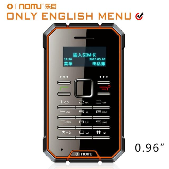 OINOM A1300 IP68 Водонепроницаемый поддержка плавание Ударопрочный пыли мини ультра-тонкий карты мобильного bluetooth dialer мобильного Телефона P182