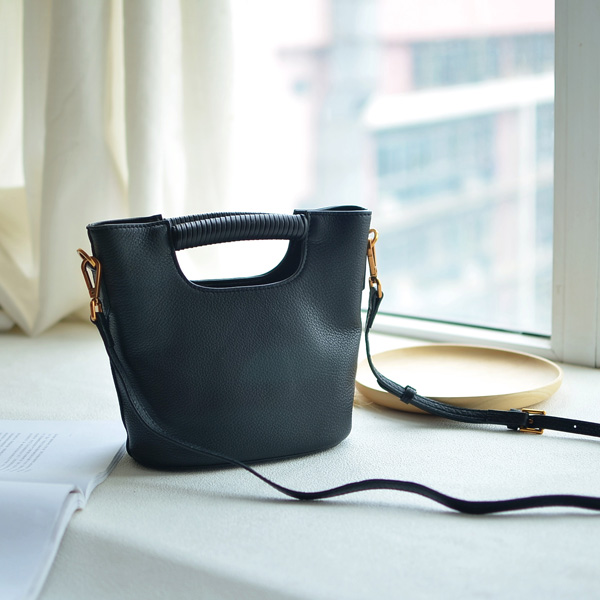 women leather handbag small soft mini elegant all match portable shoulder personality lady crossbody bags