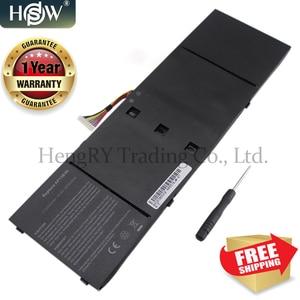 HSW Laptop Battery AP13B3K for Acer Aspire V5 R7 V5-572G V5-573G V5-472G V5-473G V5-552G M5-583P V5-572P R7-571 AP13B8K(China)