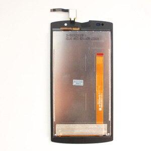 Image 4 - Homtom zoji tela z7 lcd + touchscreen, painel de vidro digitalizador original e testado para substituição para homtom zoji z7