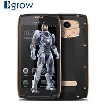 """Blackview BV7000 IP68 Étanche Smartphone Android 7.0 MTK6737T Quad-core 2G + 16G 5.0 """"1080 * 1920px D'empreintes Digitales ID Mobile Téléphone"""