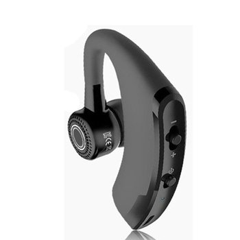 V9 Handsfree Business Wireless Bluetooth Headset With Mic Voice Control Headphone CSR Stereo earphone for cell phone