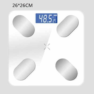 体脂肪スケール床科学スマート電子 LED デジタル体重バランス Bluetooth APP Android/IOS xiaomi mi 2 USB