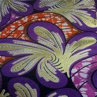 NN! סגול וורוד הדפסי שעווה אפריקאית hollandais שעוות סופר בד עם פסיפס זהב באיכות גבוהה עבור נשים שמלה 6 חצר/הרבה! J80419