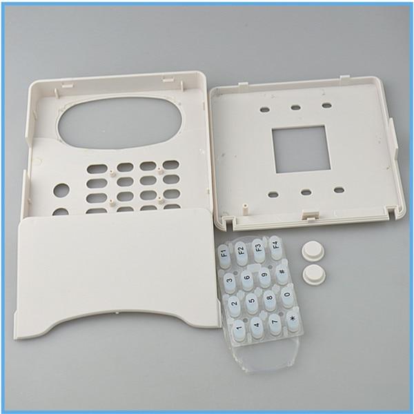 1 piece,plastic access controller enclosure 135*125*28mm5.3*4.9*1.1inch 2014 new electronics plastic abs instrument enclosure