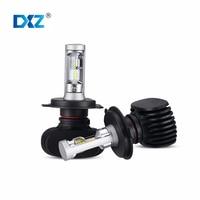 DXZ 9005 HB3 9006 HB4 H11 H4 H7 Led H8 Auto Car Headlight S1 N1 50W