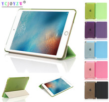 Hot Selling Cover Case For New iPad 9.7 inch 2017 & 2018 Release, Ultra Slim Auto Sleep Cover also For iPad Air 1 Retina-YCJOYZW(China)