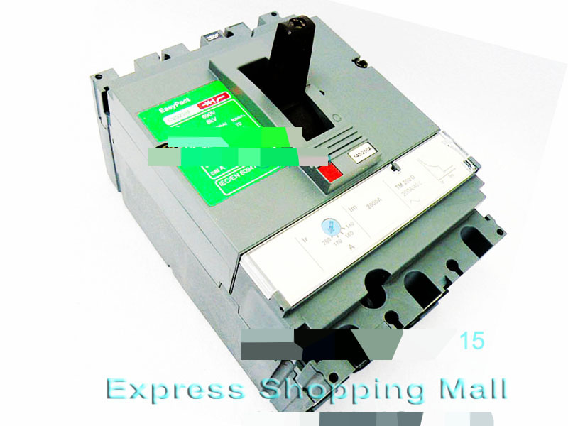 New CVS250F 3P 200A LV525332 EasyPact Moulded Case circuit break-er 400a 3p 220v ns moulded case circuit breaker