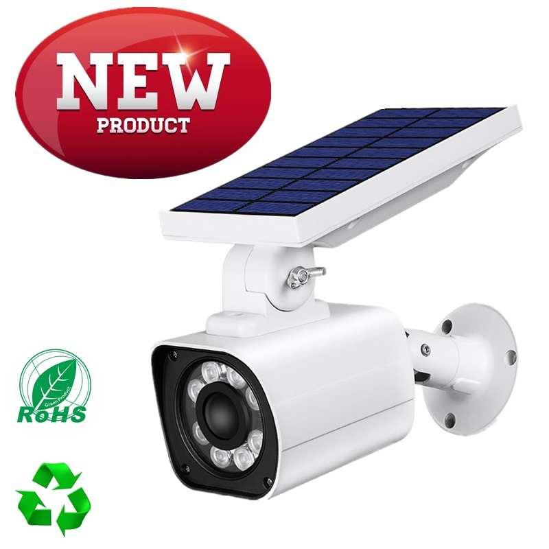 Neue Led Solar Straße Licht PIR Motion Sensor Lichter Im Freien Wasserdichte Ip66 Präventive Überwachung Anti Dieb Solar Garten Lampen