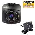 Dual Camera Car DVR Cam Topbox GT300 Dashcam Full HD 1080P Video Registrator Recorder With Back Rear View Camera Night Vision