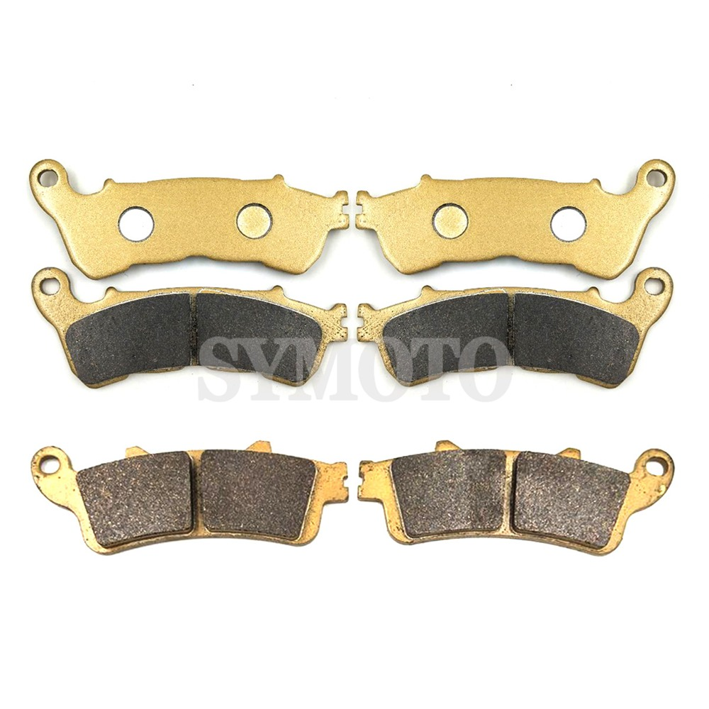 Brake Pads Fits Honda ST1300 ST1300A ABS 2002 03 04 05 06 2007 Front Rear Brakes