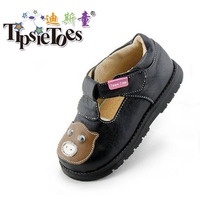 TipsieToes Brand Cute Pig Sheepskin Leather Kids Children School Sneakers Shoes For Boys And Girls New