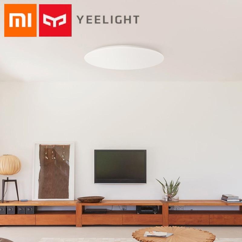 Xiaomi Ceiling Light Yeelight Light 480 Smart APP / WiFi / Bluetooth LED Ceiling Light 200 - 240V Remote Controller Google HomeXiaomi Ceiling Light Yeelight Light 480 Smart APP / WiFi / Bluetooth LED Ceiling Light 200 - 240V Remote Controller Google Home