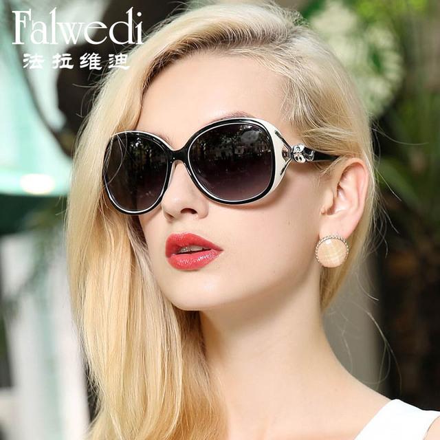 Óculos de sol femininos caixa grande estilo estrela óculos polarizados óculos de sol das mulheres moda óculos de sol do vintage