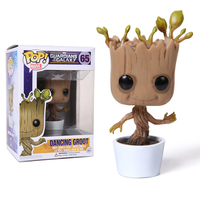 DIWEINI Guardians Of The Galaxy Vol 2 Tree Man Groot Baby Dancing Action Figure Great For