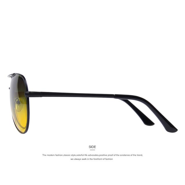 Men Polarized Sunglasses Night Vision Driving Sunglasses Polarized Sunglasses