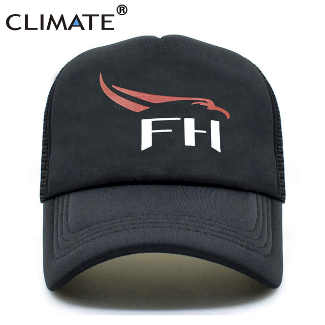 9e52e4f491e CLIMATE Spacex New Trucker Caps Space X Falcon Heavy FH Rocket Elon Musk  Summer Baseball Mesh Net Trucker Cap Hat For Men Women