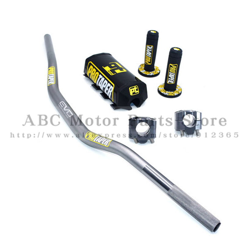 Guidon Pour PRO Taper Pack Bar 1-1/8