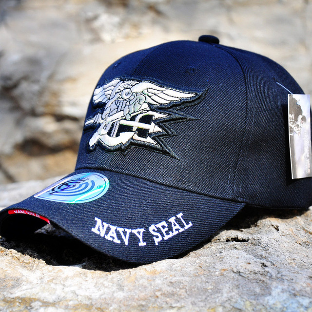 Navy Seals Baseball Cap Casual Camouflage Tactical Cap SWAT Snapback Caps  Outdoor Sport Gorras Adjustable Paintball e8709f62084