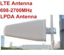 OSHINVOY LTE LPDA antenna 698-2700M 4G direction patch antnena 4G LPDA antenna