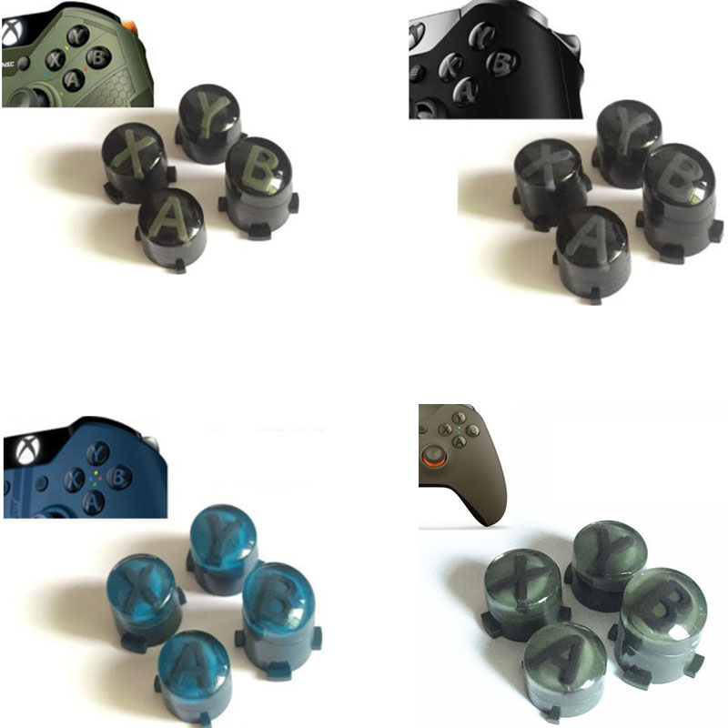 US $6 53 15% OFF|9 colors Controller ABXY button Kit Bullet Buttons for  Xbox One Slim ONE S Replacement Part Mod Kit For Xbox one Elite Repair-in