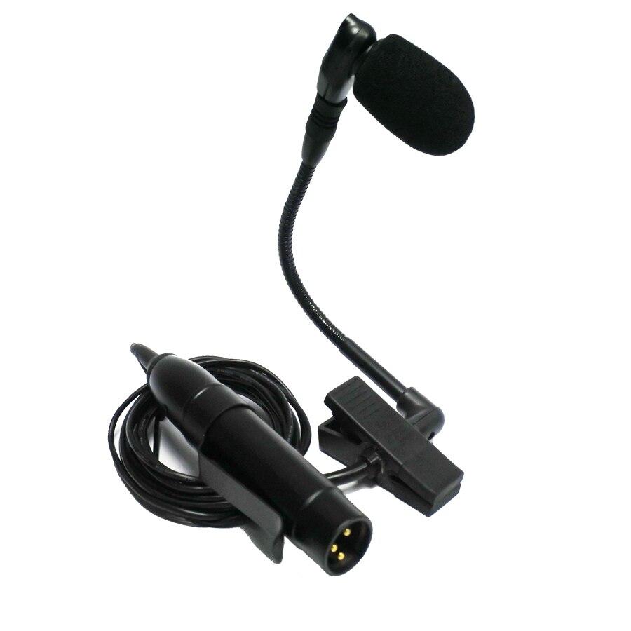 Shure BETA 98H//C Clip-on Condenser Instrument Microphone