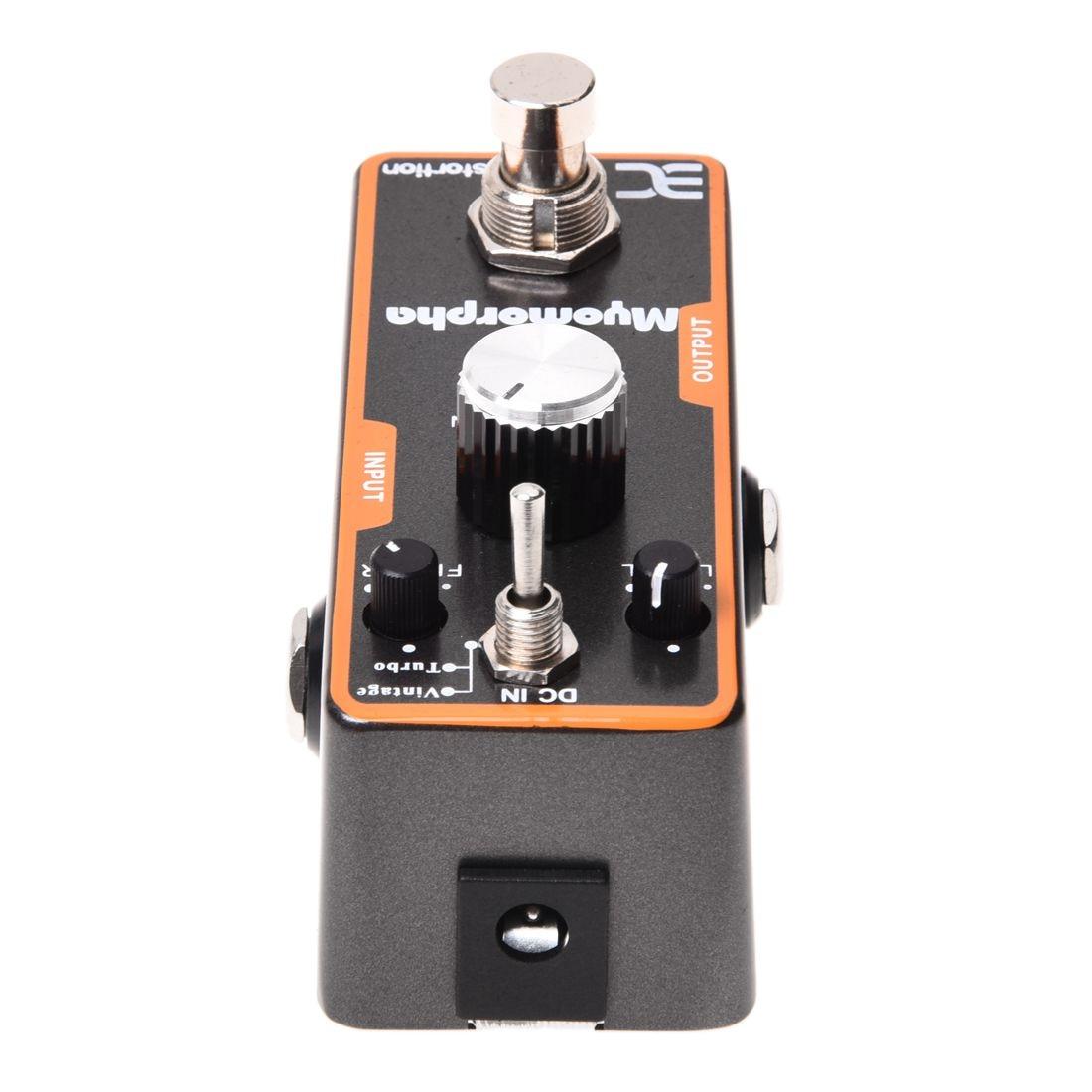 2Pcs ENO TC-13 Music Distortion Mini Pedal Myomorpha True Bypass tc electronic dark matter distortion