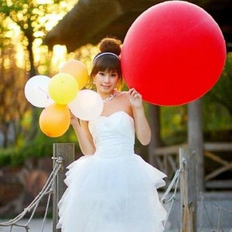 Wedding Decoration Balloons 100Pcs/Lot 10inch Latex Helium Thickening Pearl Wedd