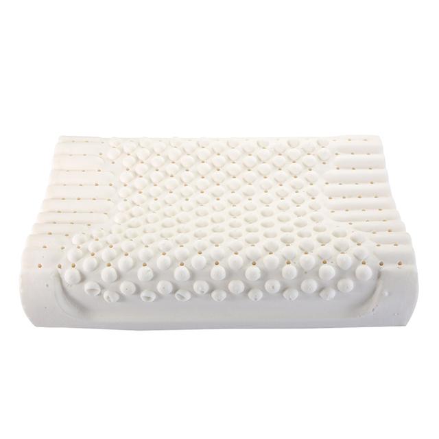 Rectangle Shaped Latex Orthopedic Pillow
