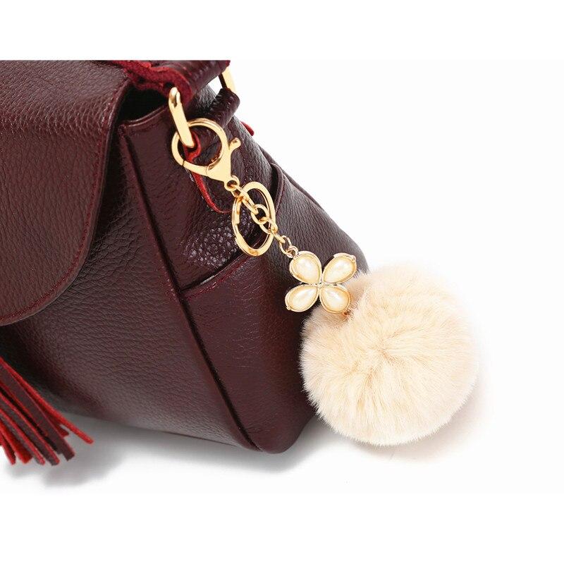 48dfcbc916b9 ... Марка кисточкой из натуральной кожи сумки для Для женщин Роскошные Сумки  женский, черный сумки дизайнер ...